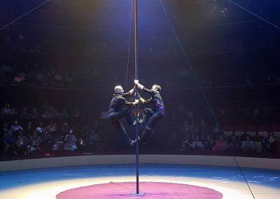 Cirque d'hiver 2017 - Crédit Guillaume Juncar